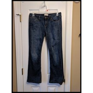 Gently Used Banana Republic Bootcut Fit Jeans